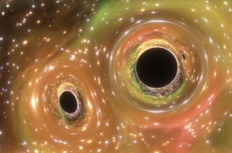«مولکولهای گرانشی» عجیب و غریب میتوانند حول سیاهچالهها بچرخند